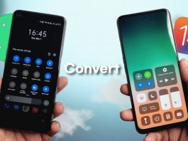 install ios 14 on android